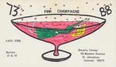 Pink Champagne - St. Johsnbury, Vermont | Flickr - Photo Sharing!