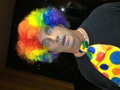 Creepy the Clown aka David Rubel, ImprovCity!