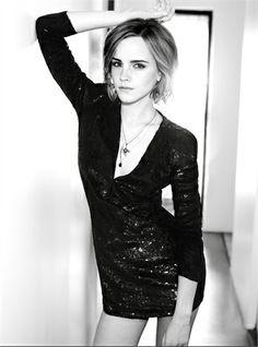 Emma Watson in Vanity Fair Italy