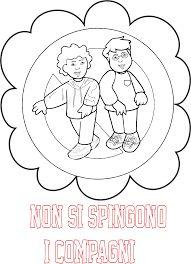 Risultati immagini per regole a scuola infanzia colorate