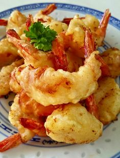 Prawns Fritters by Jeannie Lee