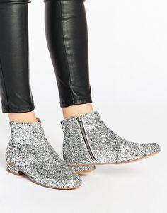 ASOS ATLANTIS 60's Ankle Boots