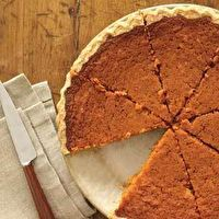 Sweet Potato Pie by Real Simple