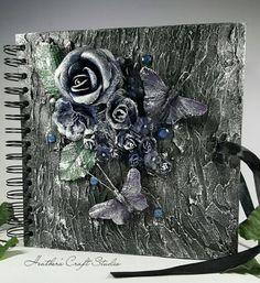 Mixed Media Art - Scrapbook by Heather's Craft Studio