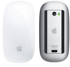 Apple - Magic Mouse - 世界初、マルチタッチ対応のMagic Mouse登場。