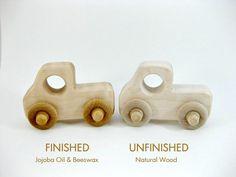 Locomotora de juguete madera juguete de madera agradable eco