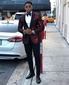 Formal men outfit - 46 Formal Men Outfits to Wear this Fall Boys Prom Suits, Prom Outfits For Guys, Suits For Guys, Prom For Guys, Men's Outfits, Prom Suits For Black Guys, Skinny Prom Suits, Navy Blue Prom Suits, Prom Fashion For Guys