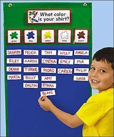 The Preschool Test: Question of the Day Creative Curriculum Preschool, Preschool Classroom, Preschool Learning, Preschool Activities, Teaching, Classroom Ideas, Kindergarten, Beginning Of School, First Day Of School