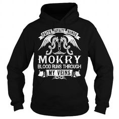MOKRY Blood - MOKRY Last Name, Surname T-Shirt #name #tshirts #MOKRY #gift #ideas #Popular #Everything #Videos #Shop #Animals #pets #Architecture #Art #Cars #motorcycles #Celebrities #DIY #crafts #Design #Education #Entertainment #Food #drink #Gardening #Geek #Hair #beauty #Health #fitness #History #Holidays #events #Home decor #Humor #Illustrations #posters #Kids #parenting #Men #Outdoors #Photography #Products #Quotes #Science #nature #Sports #Tattoos #Technology #Travel #Weddings #Women