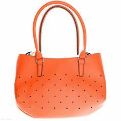 Harper Handbag (Orange)