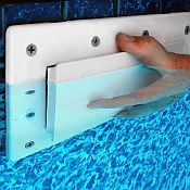 Skimmer Plugs for Above Ground Pools