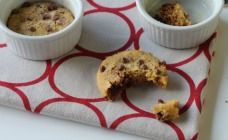 Microwave Choc Chip Cookies Recipe - Biscuits and cookies
