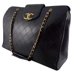 Chanel weekender bag