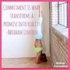 PIN this to commit!  What are you promising yourself? To get healthy? To stay healthy? To take that first step? Commit to that promise - commit to yourself! You are worth it!!! This week of thanks - be THANKFUL for yourself. And commit to yourself! Invest in yourself; you can afford it!