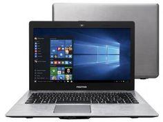 Notebook Positivo Premium Intel Core i3 - 4GB 500GB Windows 10 Tela 14 HDMI