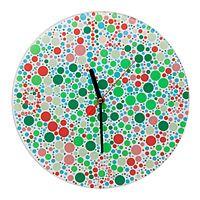 Color Blind Clock