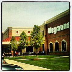 Wegmans.  You haven't gone grocery shopping until you've been to Wegmans.  wegmans.com  #Wegmans #ROCHostel