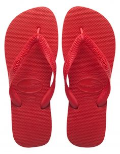 958ef99fa Havaianas Top Ruby Red flip flop