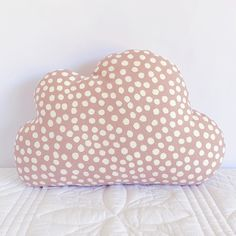 """Little Bambino Bear Kids Decor on Instagram: """"When I see a cute fabric, I just can't help myself ☺️. Anyone else with a fabric obsession? Or what about a cushion one? 🙋♀️Those 2 are…"""" Cloud Cushion, Cushions, Pillows, Backrest Pillow, Kids Decor, Help Me, Bear, Canning, Cute"""