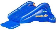Aviva Cosmic Slide Above Ground Pool, In Ground Pools, Pool Slides, Cosmic, Nerf, Toys, Activity Toys, Clearance Toys, Piscine Hors Sol