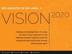 Vision2020 - Creating a Knowledge Hub in Sri Lanka