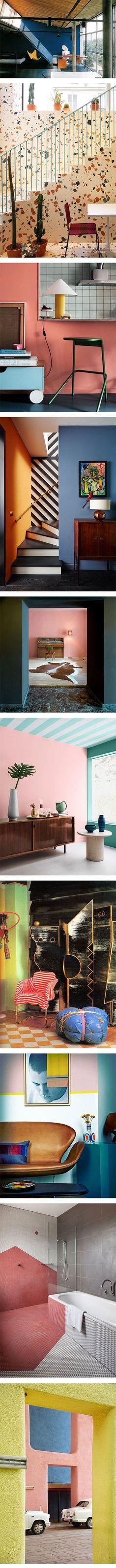 Brighten up your walls via Nuji.com