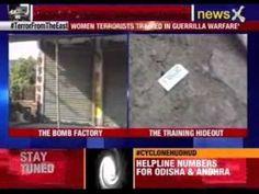 West Bengal: Women terrorists trained in Guerrilla warfare