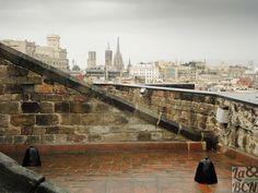 Terrazas de Santa Maria del Mar, Barcelona