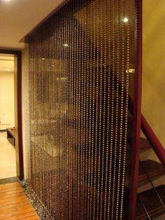 Bladk Bead chain curtain, China Bladk Bead chain curtain, Metal black ball curtain,Nickel clad iron ball curtain,Black beaded curtain / black Manufacturer & Supplier