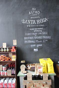 santa rosa pop up market and cafe