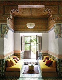 An Exclusive Tour of a French Iconoclast's Moroccan Getaway - WSJ