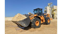 1221F Wheel Loader from Case Construction Equipment - CNH