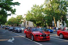 Corvettes of Carlisle host annual Corvette parade Read more at