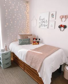 These curtain lights go perfectly in any room and give just the right amount of illumination, ambience and glow to your space! College Bedroom Decor, Teen Room Decor, Small Room Bedroom, Room Ideas Bedroom, Dorm Rooms, College Bedrooms, Cheap Bedroom Ideas, Dorms Decor, Small Bedrooms