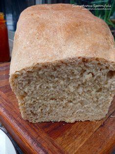 White Whole Wheat Bread