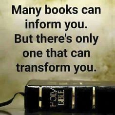 Nothing but the Word of God.