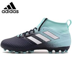Original New Arrival Adidas ACE 17.3 AG Men s Football Soccer Shoes Sneakers c8df25e5b37