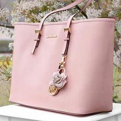 Pink !!!!  2016 bag  #MichaelKors                                                                                                                                                      More