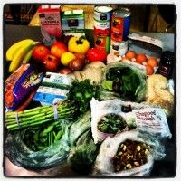 Great recipes and ideas to help you eat healthy and prevent crash and burn exhaustion.