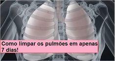 Os pulmões são órgãos vitais do nosso corpo.Eles funcionam como um grande filtro…