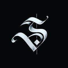 S // 36 Days of Type...@36daysoftype / @kerumba.#36daysoftype04 #36days_s #type #tyxca #fraktur #blackletter #gothic #3d #procreateapp #handlettering #ipadpro #typism #50words #strengthinletters #blackettersociety #calligraphy #calligraphymasters #s #alphabet #bftype #artoftype #thedailytype #typeyeah #typespire #betype #thedailycalligraphy