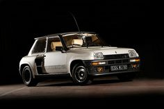 Renault 5 Turbo by Auto Clasico, via Flickr