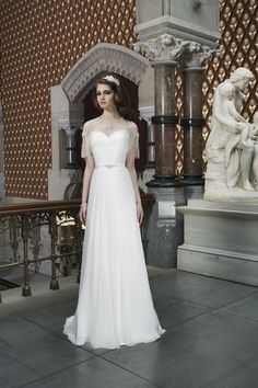 Weddings & Events Vintage 2019 Wedding Dresses With Half Sleeve Scoop Lace And Tulle Formal Bridal Gown Vestidos De Noiva Robe Mariee Reception Pure Whiteness