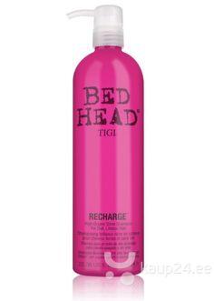 Sügavpuhastav šampoon Tigi Bed Head Recharge 750 ml hind ja info | Šampoonid | kaup24.ee