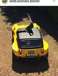 DESERTER GT mit Flügeltürhardtop