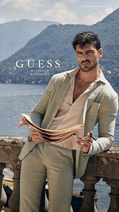 Beard Model, Matthew Daddario, Italian Men, Stylish Mens Outfits, Raining Men, Attractive People, Good Looking Men, Mens Clothing Styles, Hot Boys