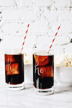 a super simple fernet and coke recipe from lauren wells.