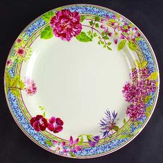 Gien China, Millefleurs at Replacements, Ltd