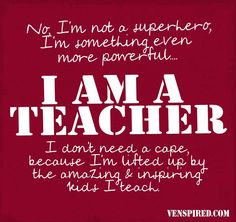 Teacher inspirational quotes to students: being a teacher quotes. Teaching Quotes, Education Quotes For Teachers, Quotes For Students, Teaching Ideas, Preschool Quotes, Bored Teachers, Teacher Education, Elementary Education, Preschool Ideas