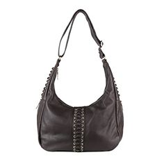 Looking for a cute gun purse with versatility? The exclusive concealed carry Louise Knotted Hobo by Miss Conceal is the perfect blend of function and style. Product Summary: This exquisite knotted...